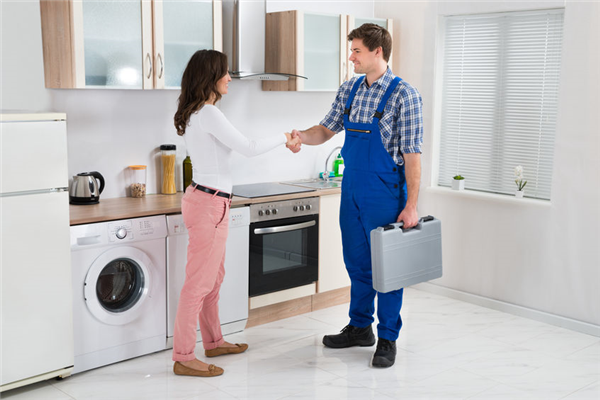 Why You Should Have Your Large Appliance Professionally Installed