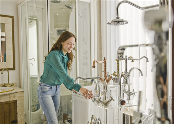Are Low-Flow Fixtures Right for Your Home?