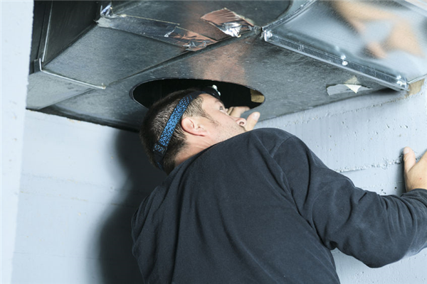 Get Your Ductwork Inspected for a Healthier Home
